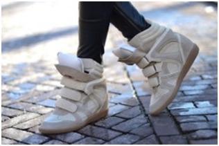 Фото снікерси взуття