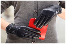 Ремонт кожаных перчаток своими руками 76